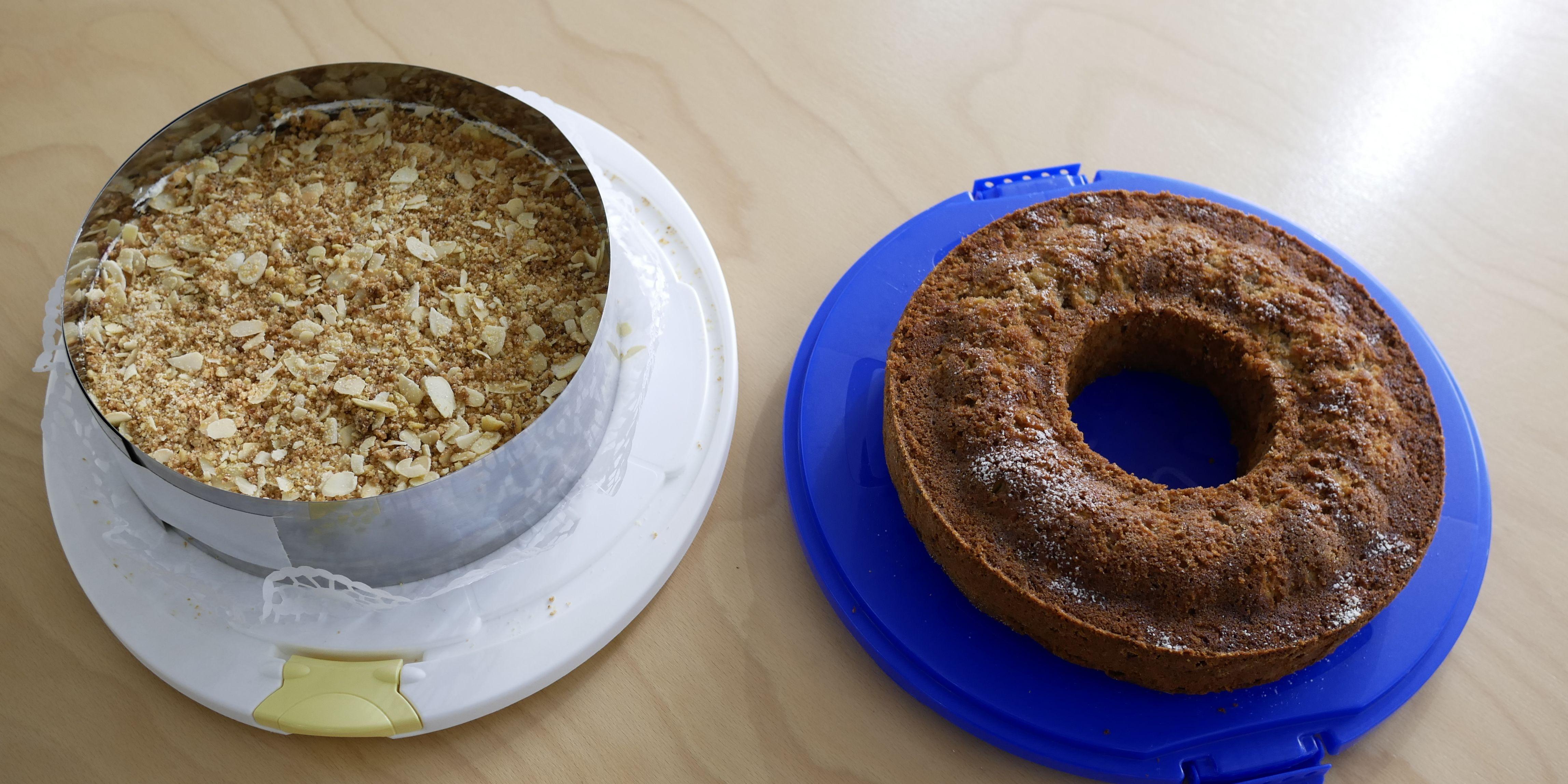 Kuchen von Laura und Sofie