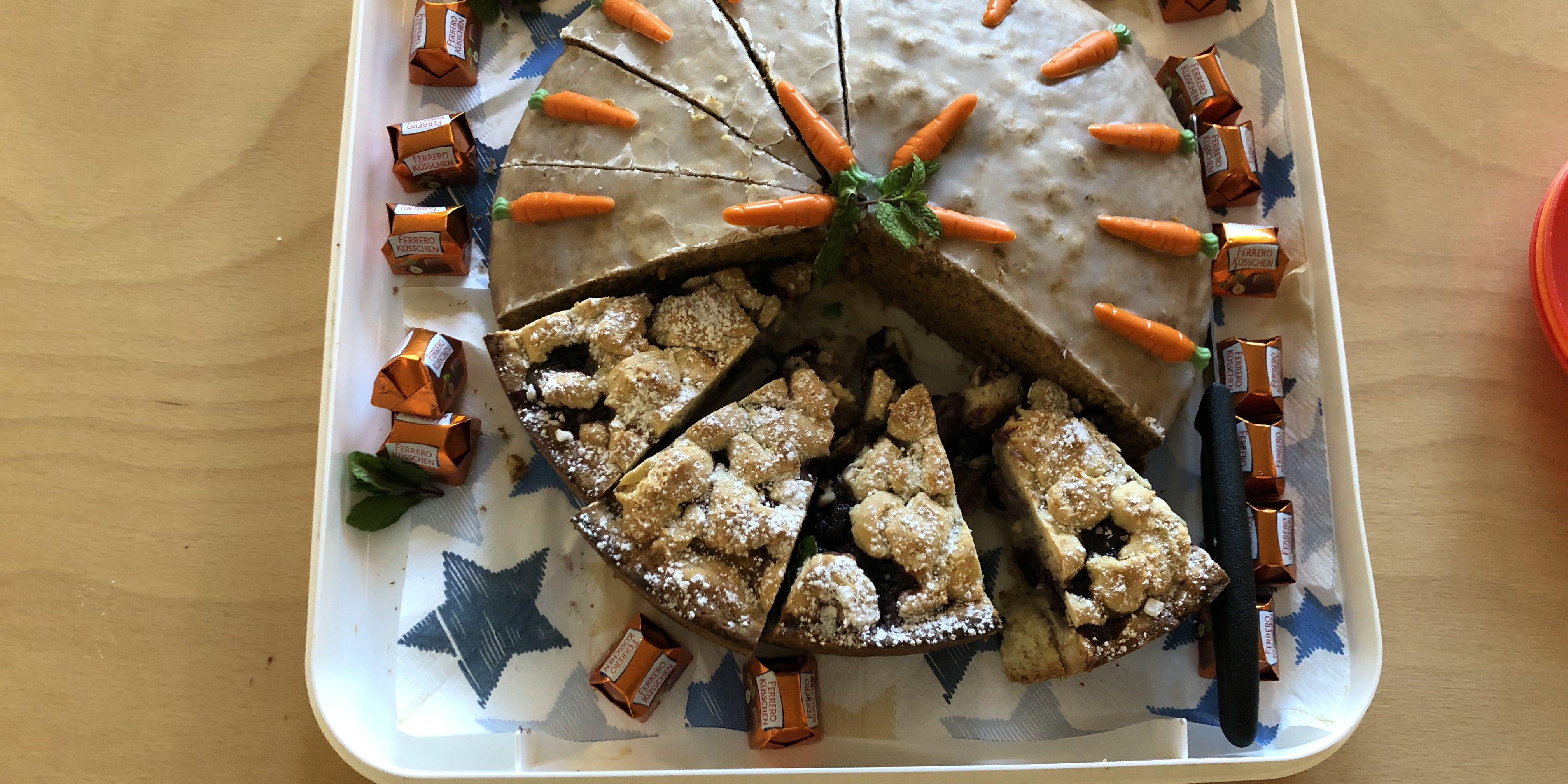 Kuchen von Claudia