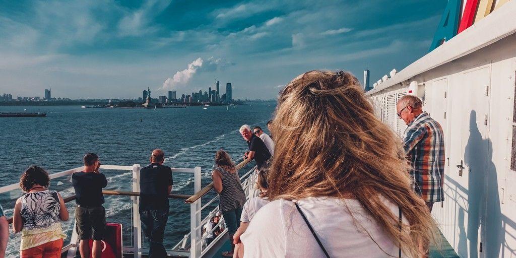 ddevilissolovely Blick auf New York