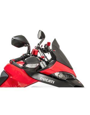 Upper hand-guard Ducati Multistrada - matt carbon