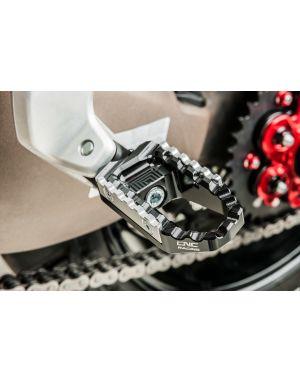 "Touring"" passenger pegs kit Ducati Multistrada 1200"