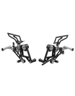 Adjustable rear sets Ducati Monster 696 796 1100