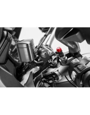 Universal billet bleed valve cover kit for Brembo