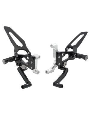 Adjustable rear sets Ducati SBK Panigale series