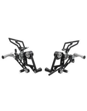 Adjustable rear sets Ducati Monster S2R S4R S4RS