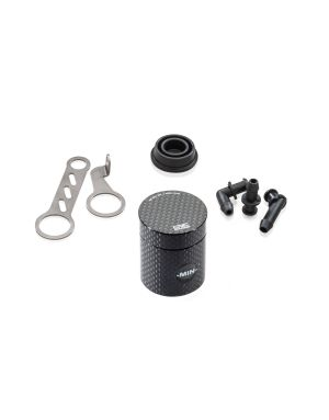 Fluid reservoir rear brake // clutch 12 ml - carbon