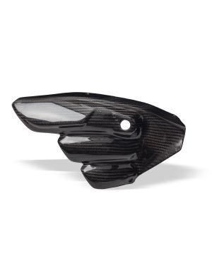Exhaust heat shield carbon MV Agusta
