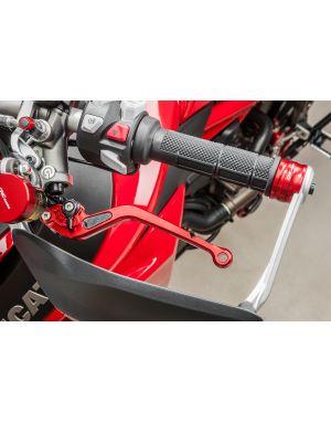 Brake - clutch short control lever