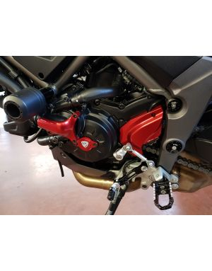 Frame crash protections Ducati Multistrada