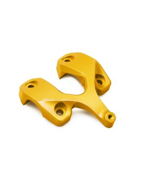 Steering damper kit - handlebar top clamp