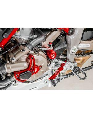 "Touring"" rider pegs kit Ducati Multistrada 1200"