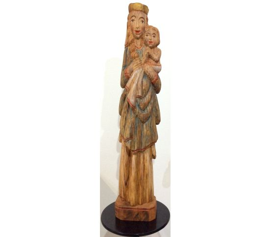 Panna Mária s dieťaťom