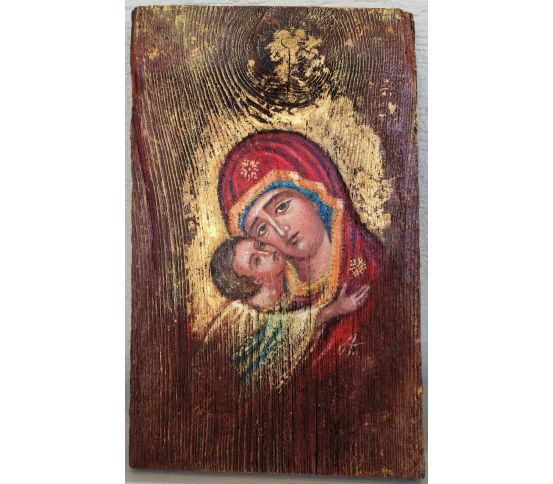 Milostiplná Panna Mária s Ježiškom