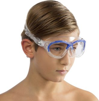 78a7557d325 Cressi Cobra Kids Swim Mask Ages 7-14 - With Protective Case - Made ...