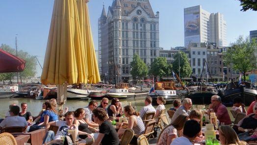 Rotterdam terrassen
