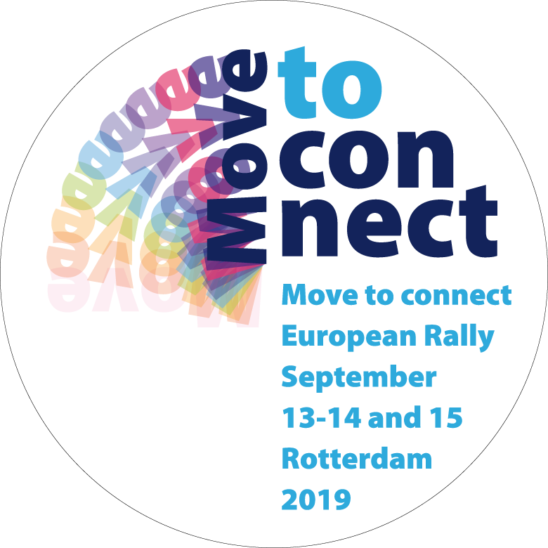 Logo move to connect