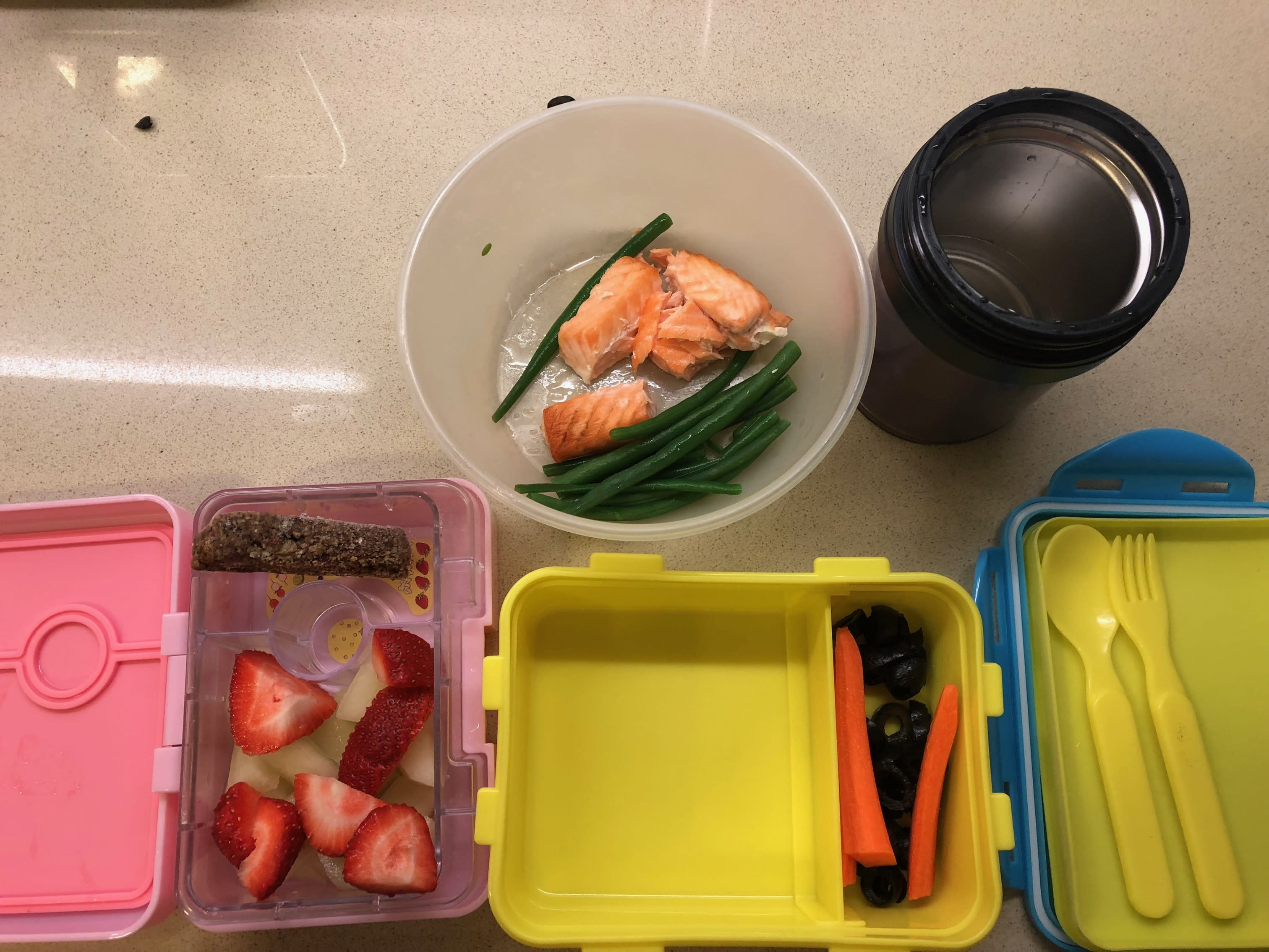 Tips to prepare a nutritious lunchbox which won't take you ages