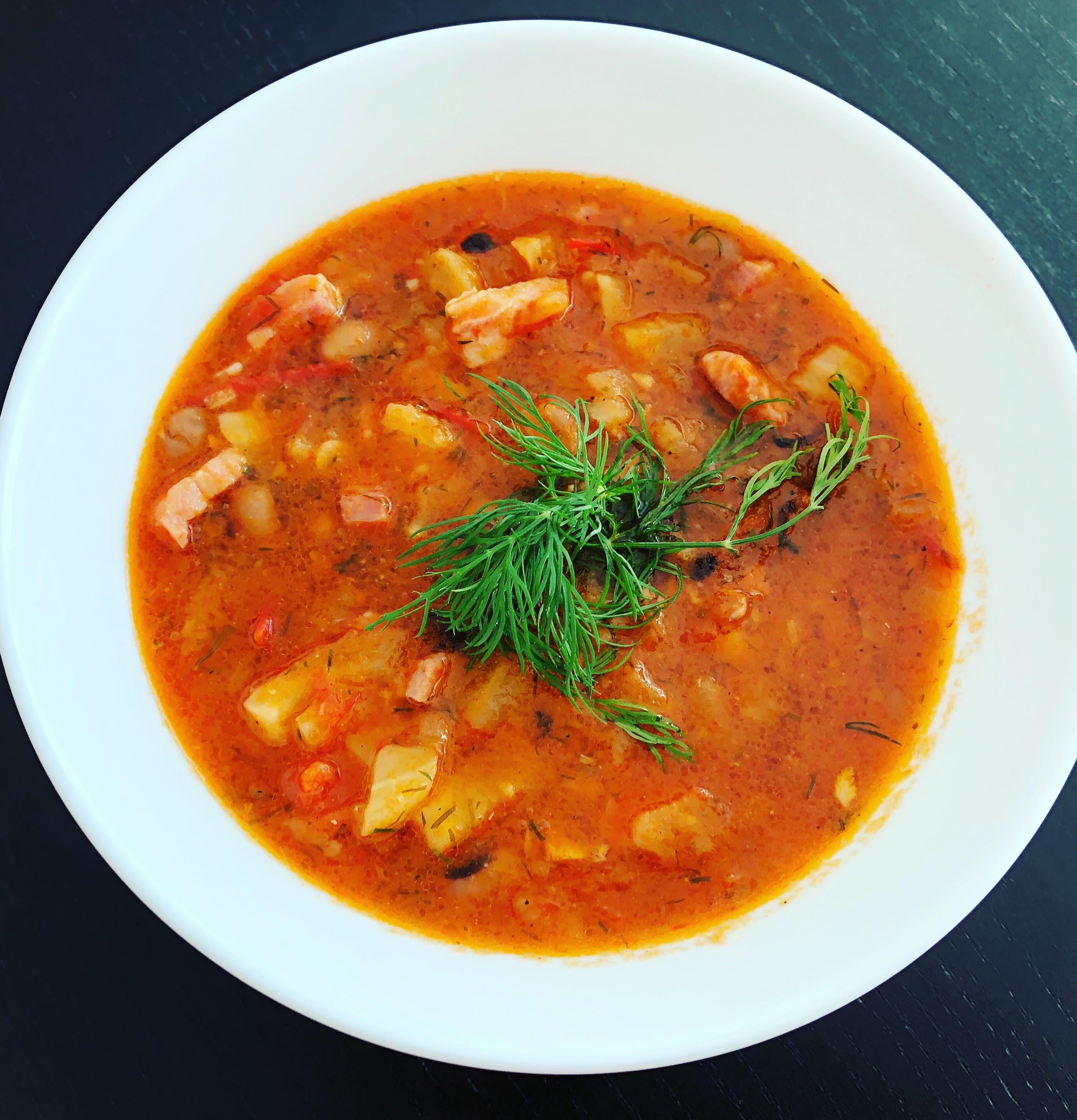 Ikarian longevity stew