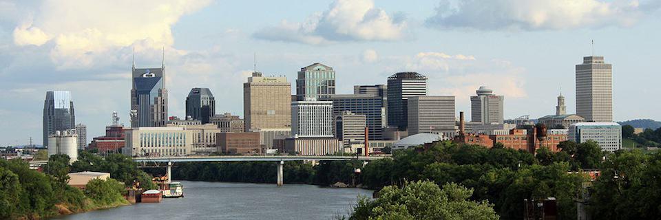 Nashville CPA Skyline