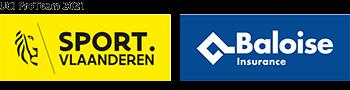 Sport Vlaanderen - Baloise Logo