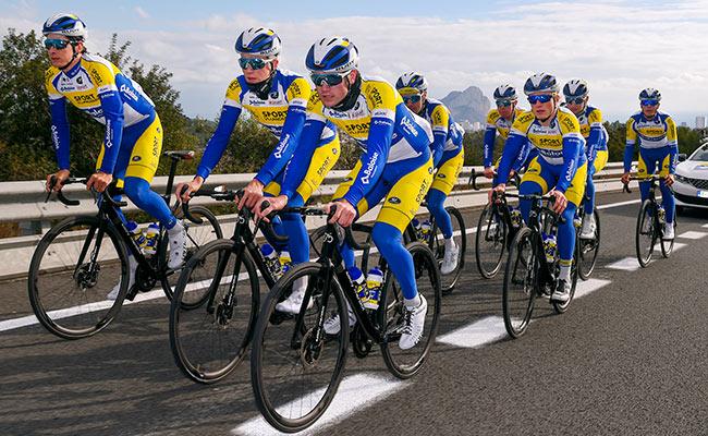 Teamfoto Sport Vlaanderen - Baloise