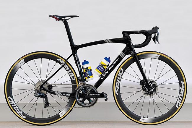 Fiets 2021: Eddy Merckx 525 Disc