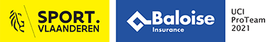 Logo Sport Vlaanderen - Baloise