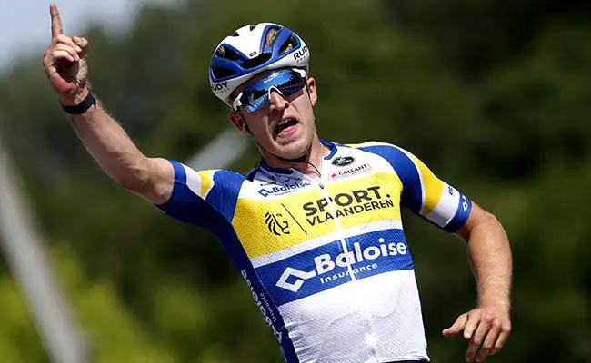 Uitslagen Sport Vlaanderen - Baloise 2021