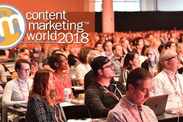 Content Marketing World Conference and Expo 2018