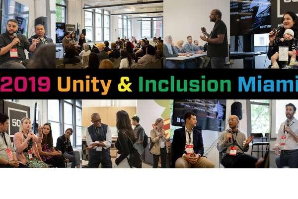 500 Startups Unity and Inclusion Summit Miami 2019
