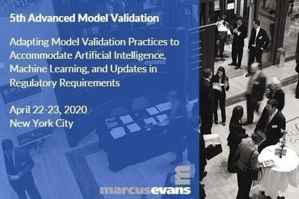5th Advanced Model Validation (Postponed - COVID-19)