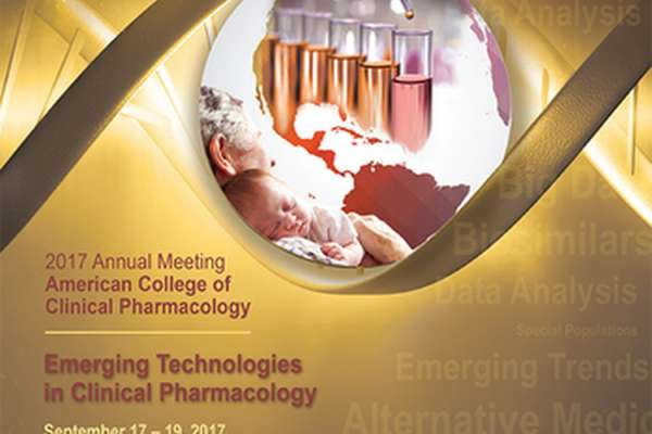 Annual Meeting American College of Clinical Pharmacology, 2017