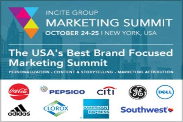Incite Group Marketing Summit, New York 2017