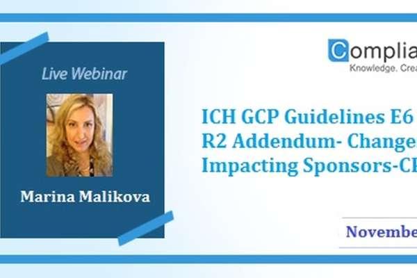 R2 Addendum- Changes Impacting Sponsors-CRO-Sites