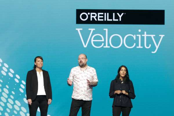 O`Reilly Velocity Conference 2018