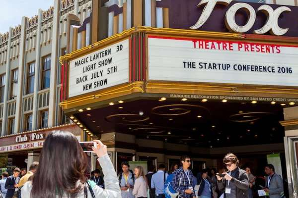 The Startup Conference 2018