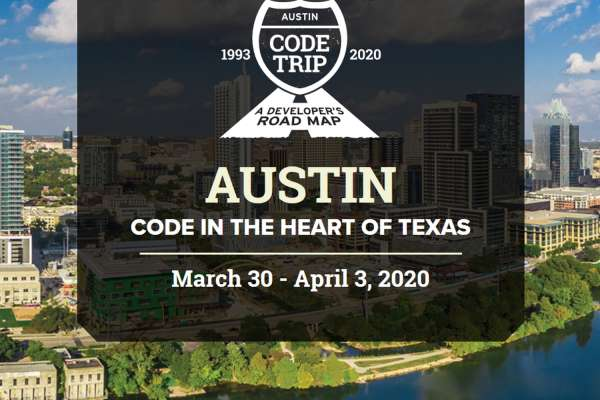 Visual Studio Live! Austin Road Trip 2020 (Canceled - COVID-19)