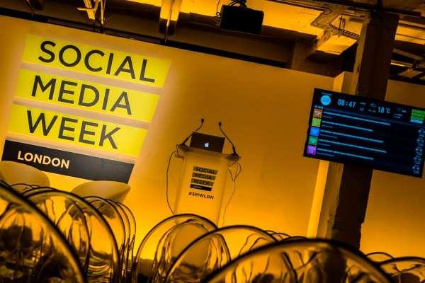 Social Media Week London 2018