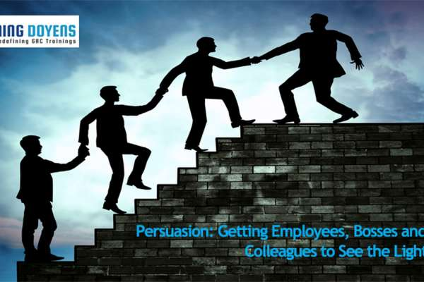 Online Webinar on Persuasion: Getting Employees, Bosses and Colleagues to See the Light – Training Doyens