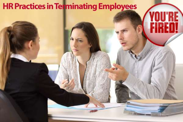 HR Best Practices in Terminating Employees