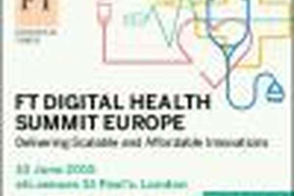 FT Digital Health Summit Europe