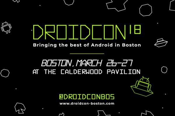 Droidcon Boston 2018