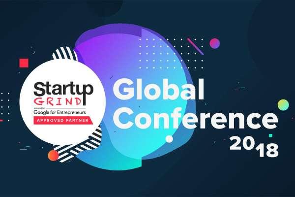 Startup Grind Global Conference 2018