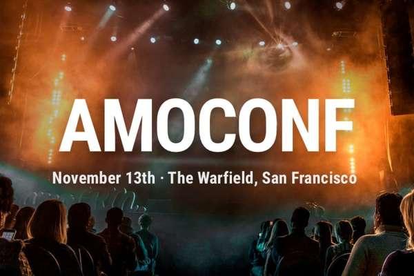amoCONF 2018
