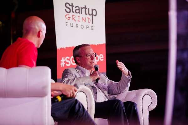 Startup Grind Europe 2016