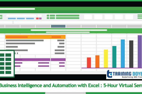 Ultimate Business Intelligence and Automation with Excel: 5-Hour Virtual Seminar