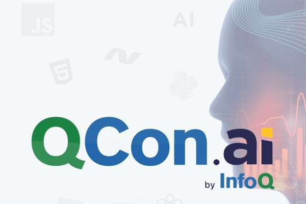 QCon AI and Machine Learning Software Development Conference 2019