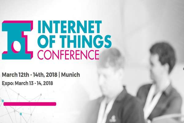 Interntet of Things Conference Munich 2018