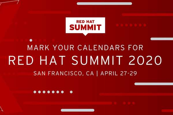 Red Hat Summit San Francisco 2020 - Online Alternative (COVID-19)