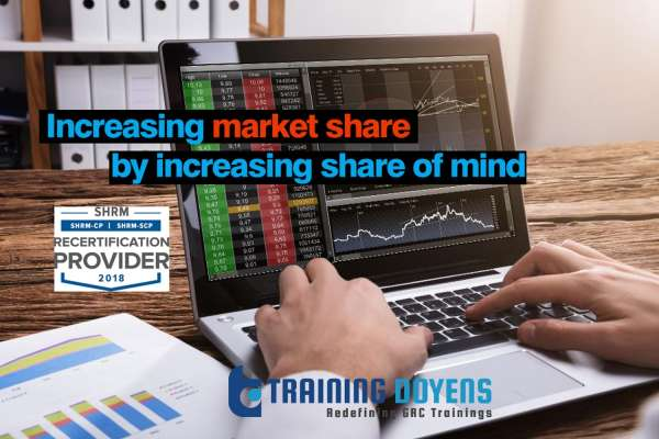 Increasing market share by increasing share of mind